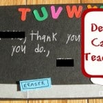 Teacher Appreciation Gift…What in the world do you get a male teacher as a gift?