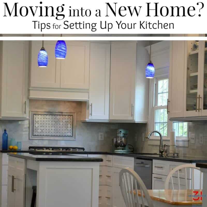 Kitchen Set For New Home: Moving Into A New Home? How To Set Up Your Kitchen