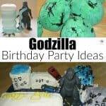 Godzilla Birthday Party