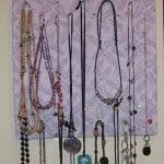Organizing Necklaces