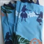 Hula Fabric Bags