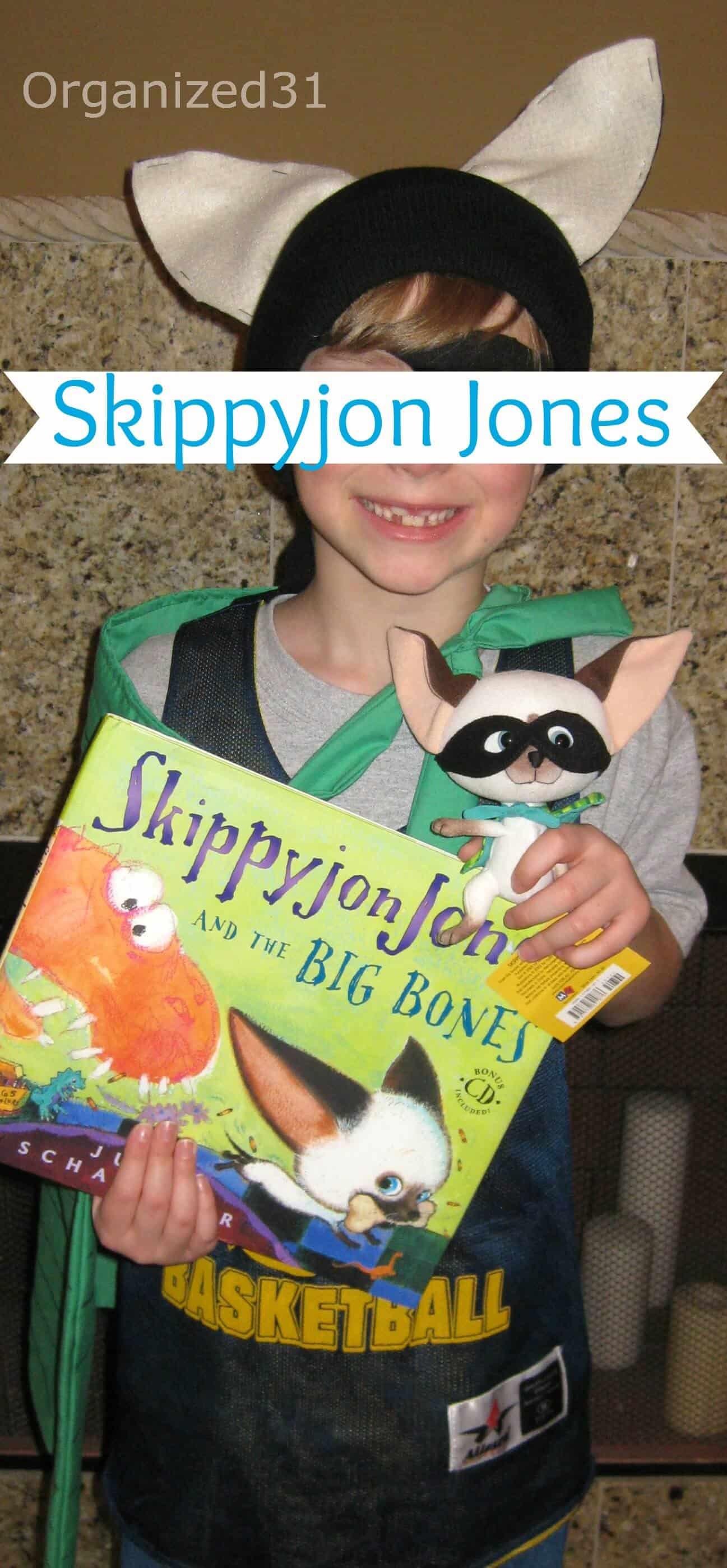 SkippyJon Jones Costume - Organized 31