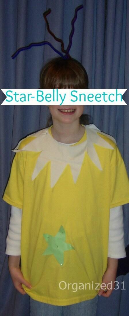 star belly sneetch