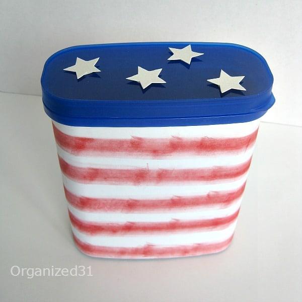 Organized 31 - All-American Repurposed
