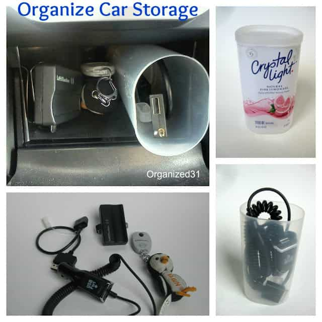 Organized31 - Organize Your Car