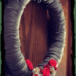Guest Post – Nancy's Simple Rag Wreath