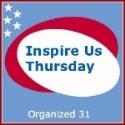 Inspire Us Thursday Link Party #13