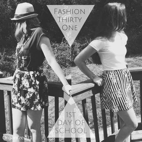 Organized31 - Fashion 31 - school fashion