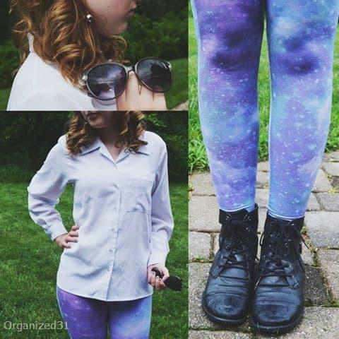 Organized31 - Fashion 31 - Teen fall fashion with leggings