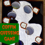 Mummy Coffin Guessing Game - Organized 31