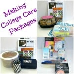 Making a College Care Package