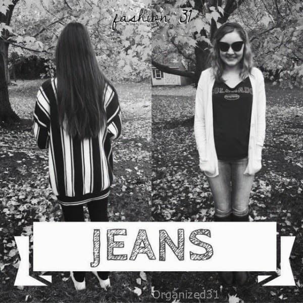 Organized31 - Fashion 31 - Jeans