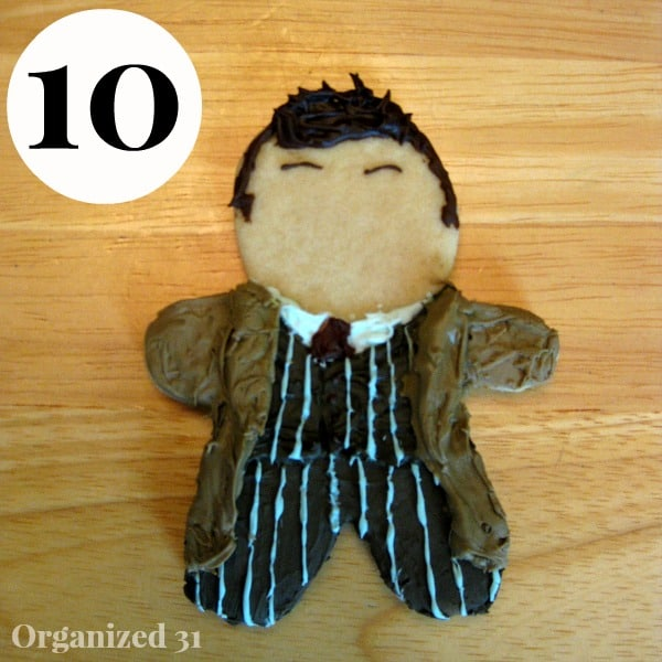Doctor Who - The tenth doctor - Organized 31