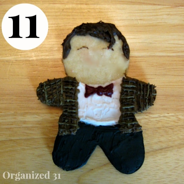 Doctor Who - The eleventh doctor - Organized 31