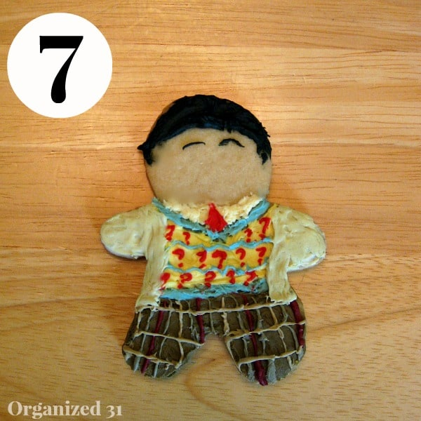 Doctor Who - The seventh doctor - Organized 31