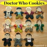 11 DIY frosted Doctor Who cookies