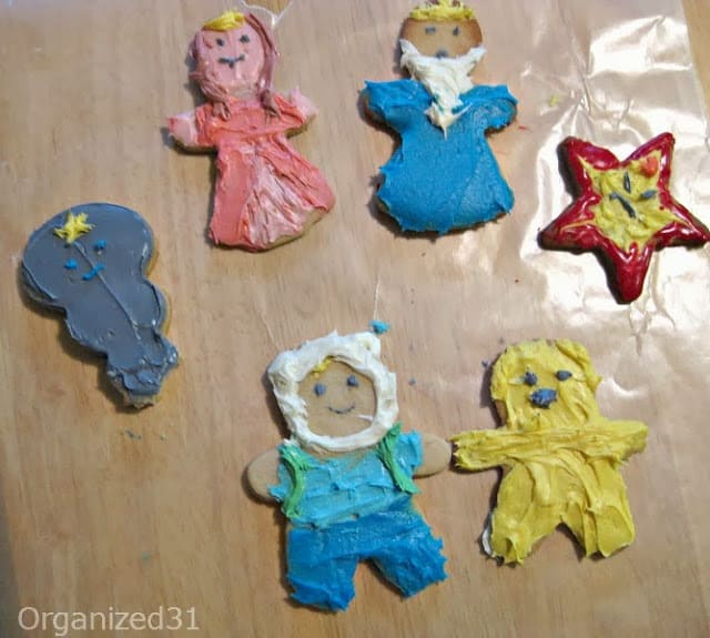 #AdventureTime frosted and decorated cookies - Organzied 31