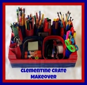 Clementine Crate Makeover