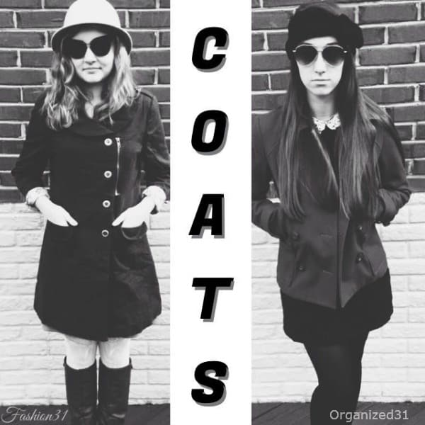 Fashion 31- Coats - Organized 31