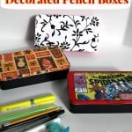 DIY Decorated Box Perfect for Valentine's Day