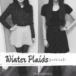 Fashion 31 – Winter Plaids