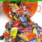 What to Do with Extra Halloween Candy