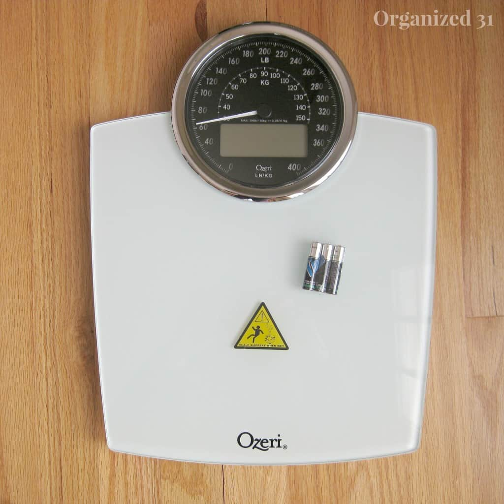 Bathroom Scale Ratings: Ozeri Rev Digital Bathroom Scale Review