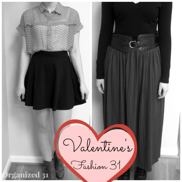 Valentine's Day Fashion - Organized 31