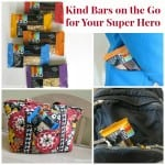 KIND Bars on the Go