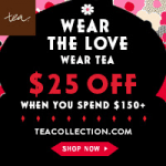 2 Ways to Save with Tea Collection