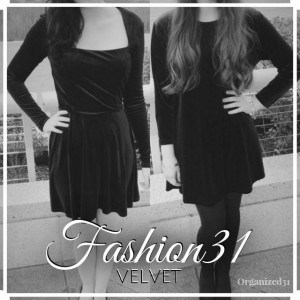 Fashion 31 – Velvet