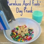 Harmless April Fools' Day Prank