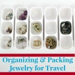 Organizing & Packing Jewelry for Travel