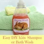Easy DIY Easter Bunny Wash