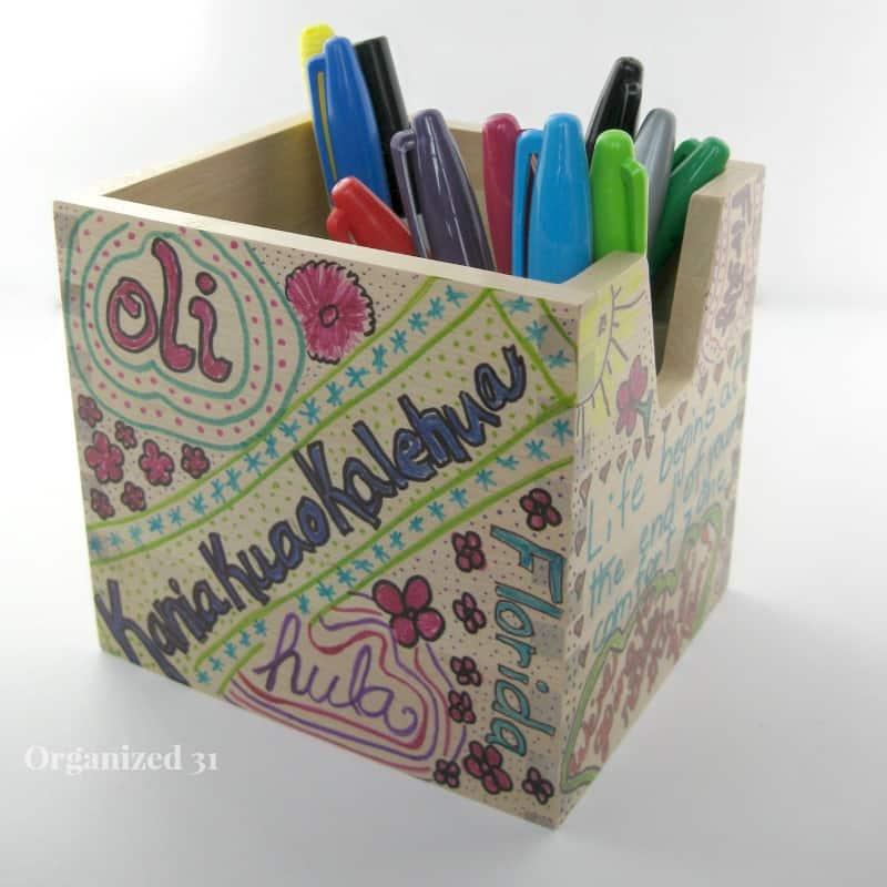 Make Organizing Match Your Style -Organized 31