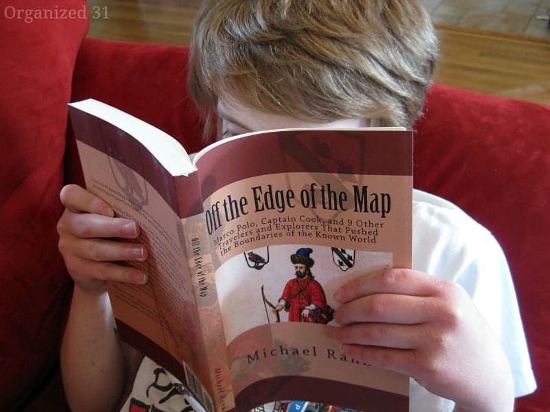 Off the Edge of the Map #ad - Organized 31