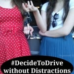 Decide to Drive without Distractions