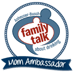 Tips fpr having real conversation with your teen - Organized 31 #FamilyTalk #MC #sponsored
