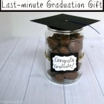 Quick & Easy Graduation Gift or Favor