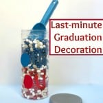 Last-minute Graduation Decoration