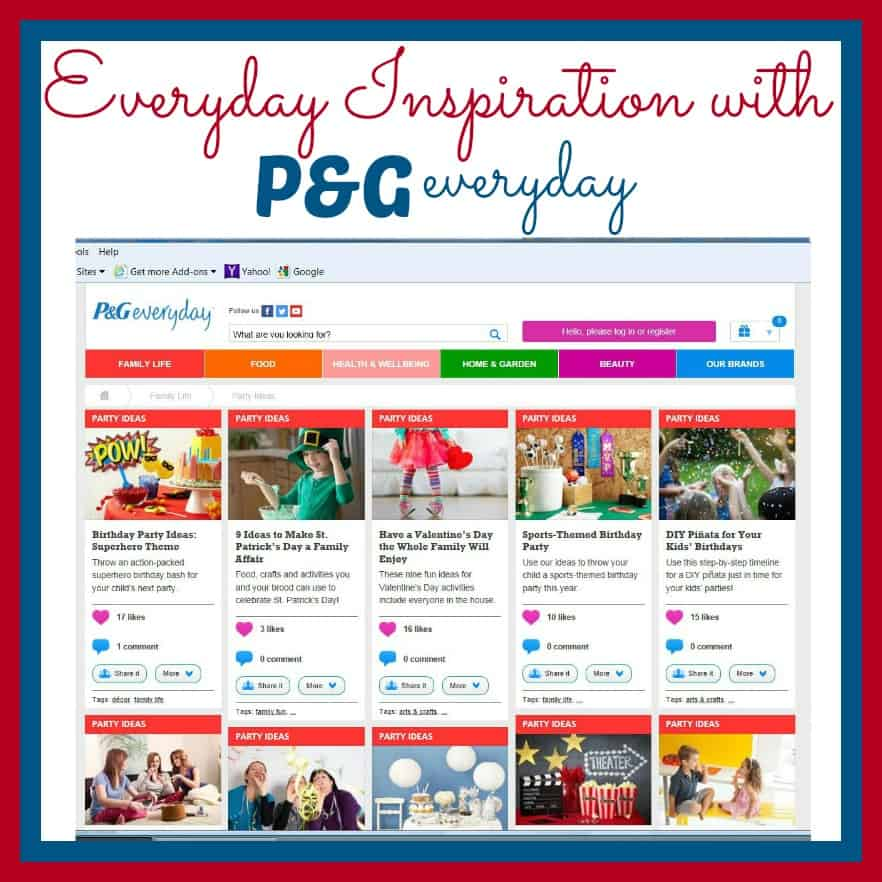 #PGeveryday #sponsored