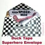 Duck Tape Envelope