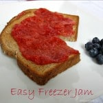 Easy Freezer Jam - Organized 31