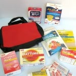 DIY College First Aid Kit