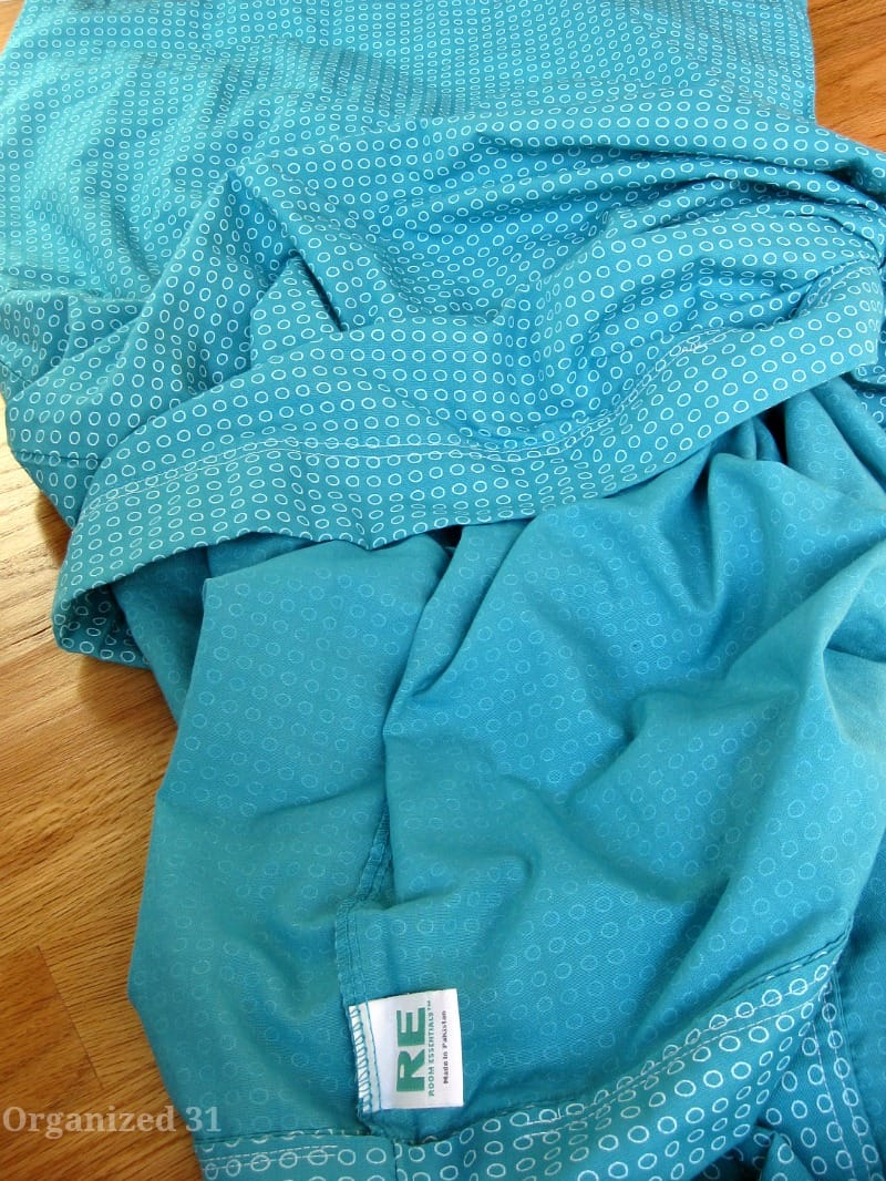 DIY Laundry Bag - Organized 31