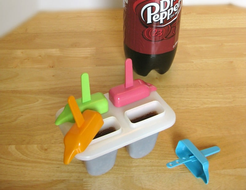 DIY Dr Pepper Slushie & Popsicle - Organized 31 #BackyardBash #shop