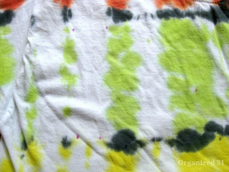 Tie-Dye Tips - Organized 31