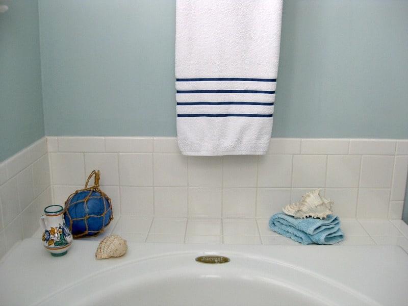 Master Bath Tour & Organizing - Organized 31