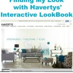 Finding My Look with Havertys' Interactive LookBook