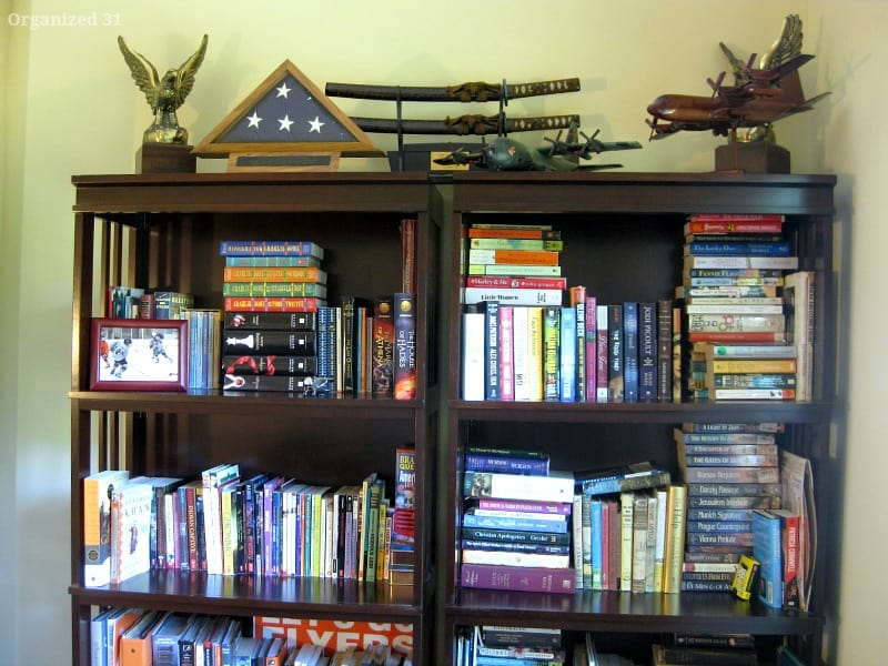 Organizing the Study Home Tour - Organized 31